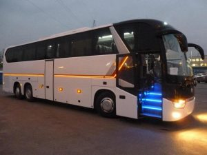 Аренда автобусов на свадьбу